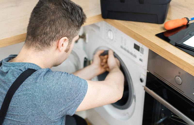 Wasmachine start niet met wassen