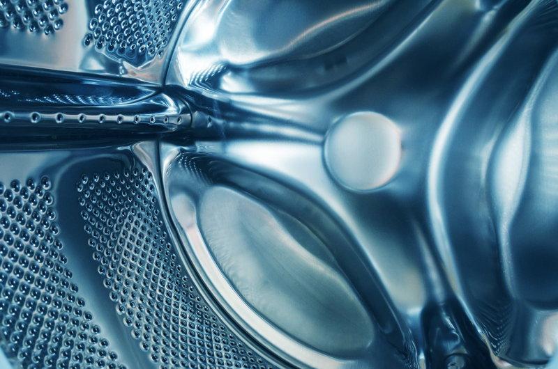 Wasmachine maakt schrapend geluid